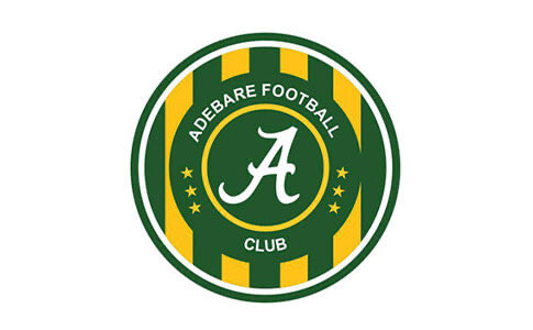 Adebare Football Logo