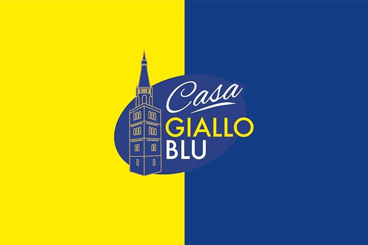 #Casagialloblùlive 8 marzo