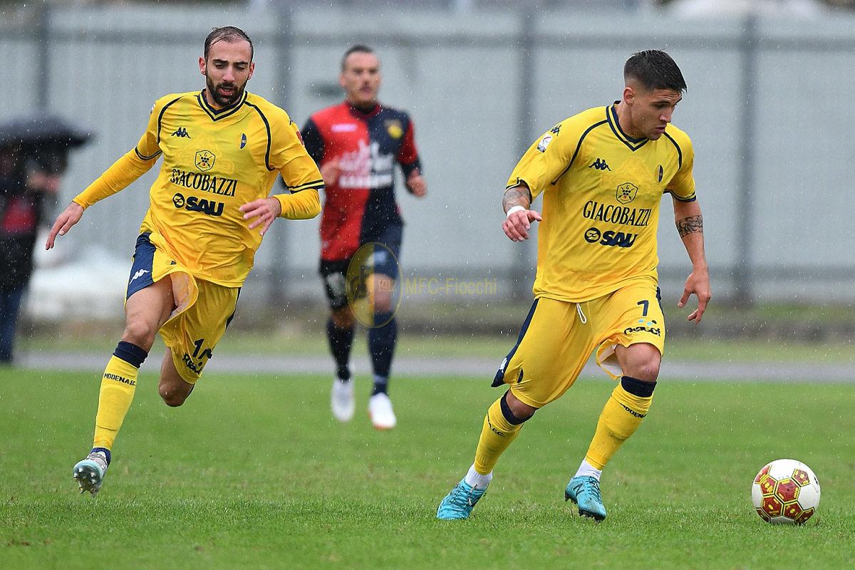 I gialli vincono a Gubbio