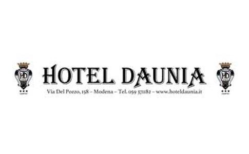 Hotel Daunia Logo