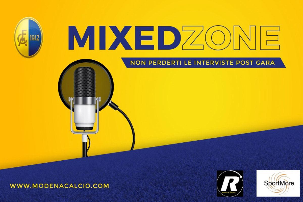 La prima puntata di Mixed Zone