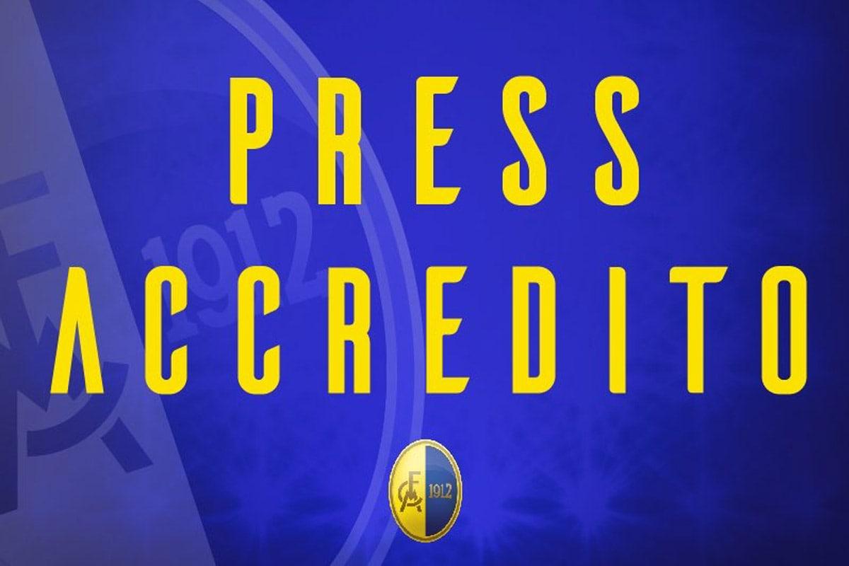 Press Accredito