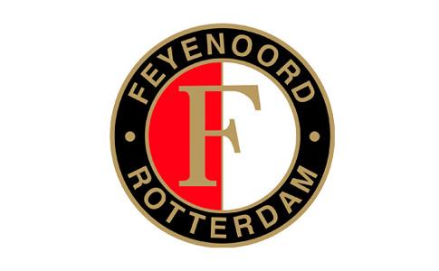 Feyenoord Rotherdam partner ufficiale Logo