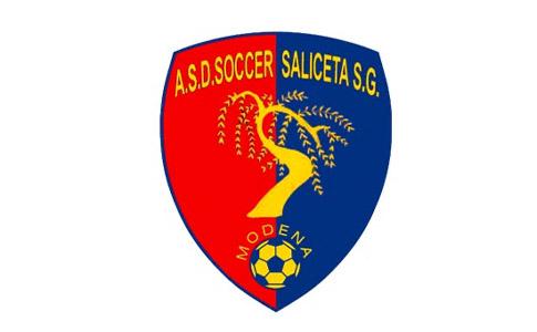 Soccer Saliceta Logo