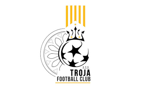 Troja Football Logo