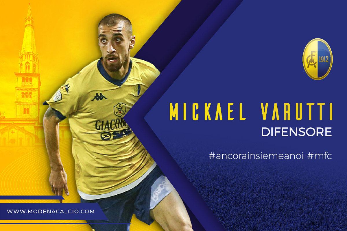 Varutti rimane a Modena