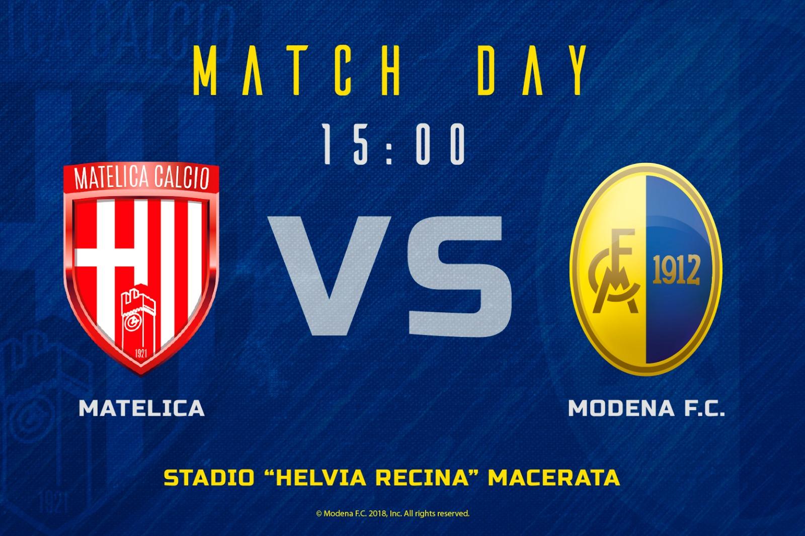 Matelica vs Modena Match