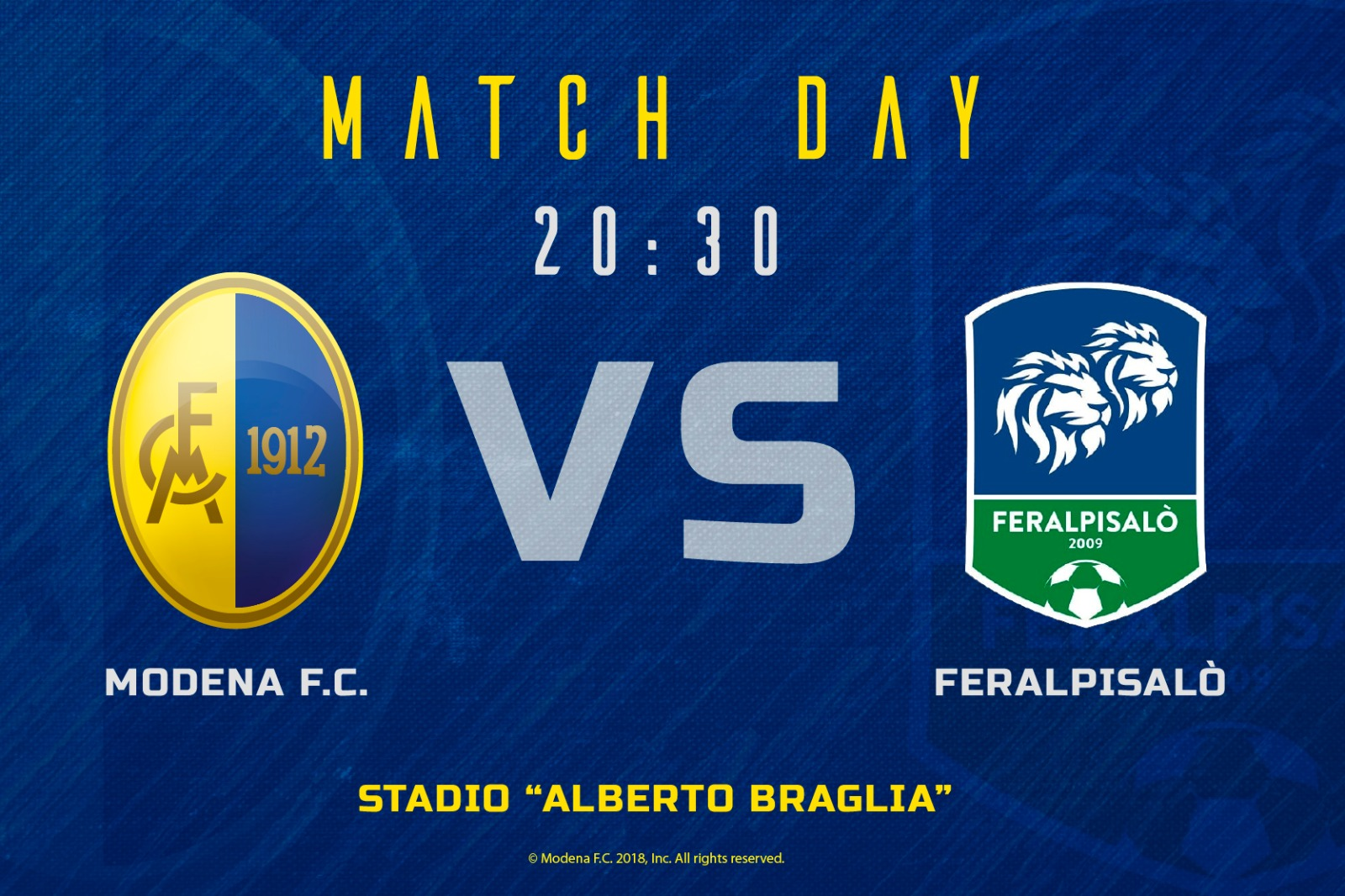modena_feralpisalo match day