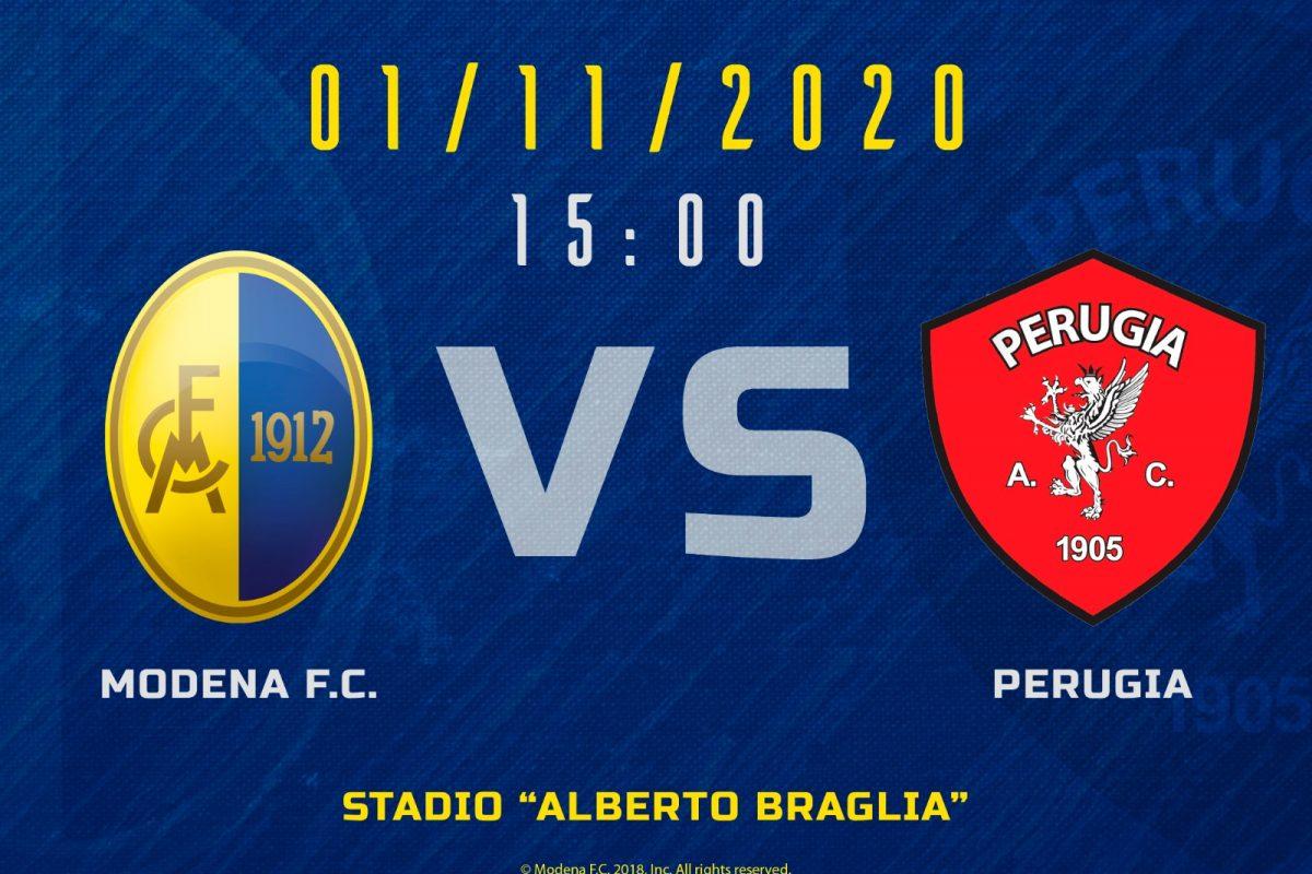 Live Modena – Perugia 0-1 (Gara finita)