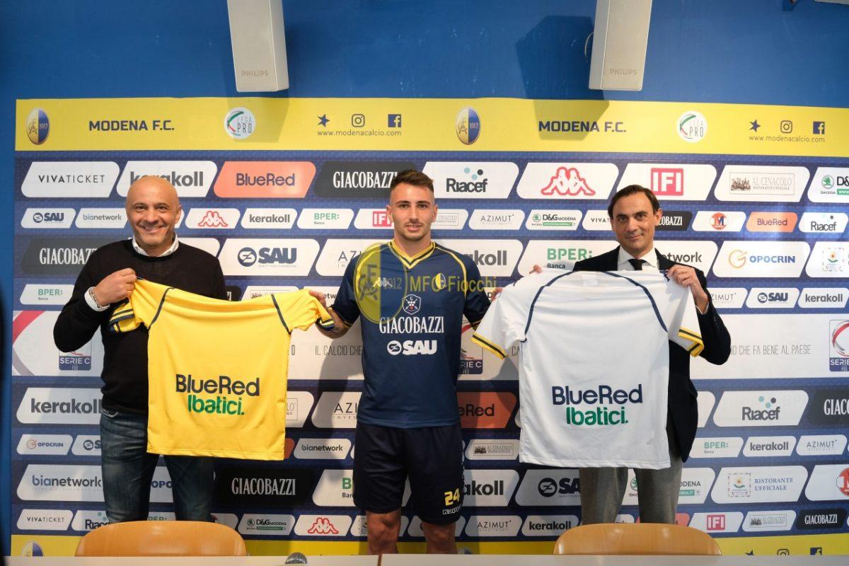 Ibatici nuovo partner Modena FC