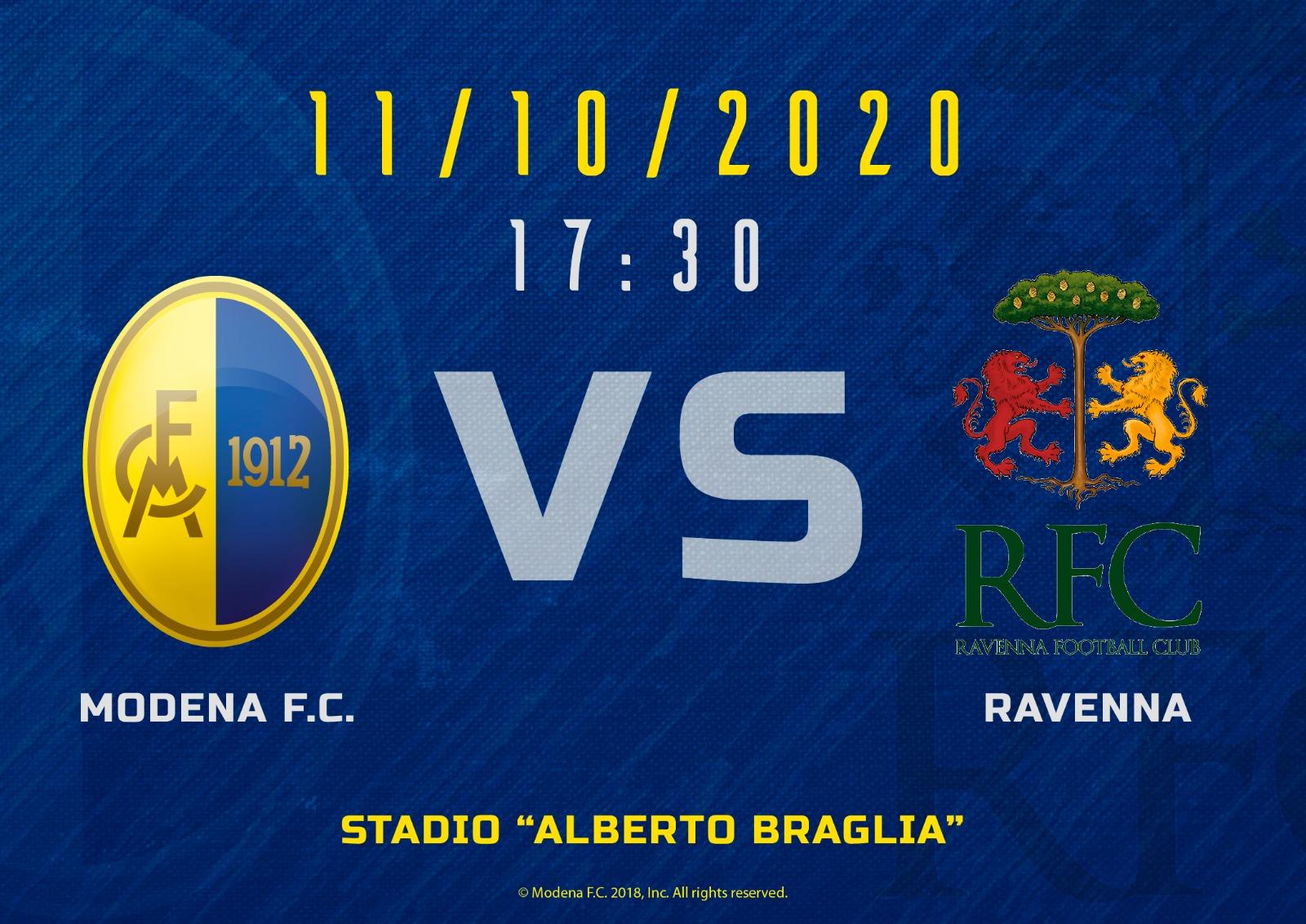 Modena Ravenna Match