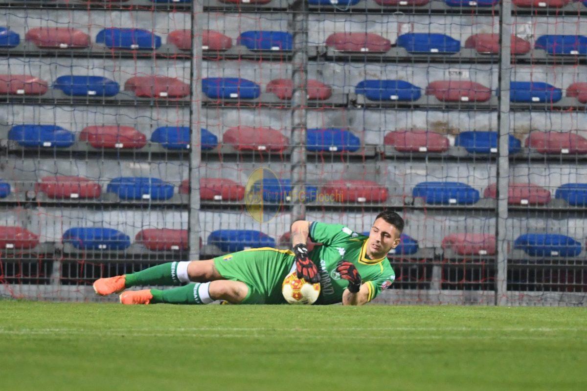 """Gagno: """"Una bella soddisfazione non subire goal"""""""