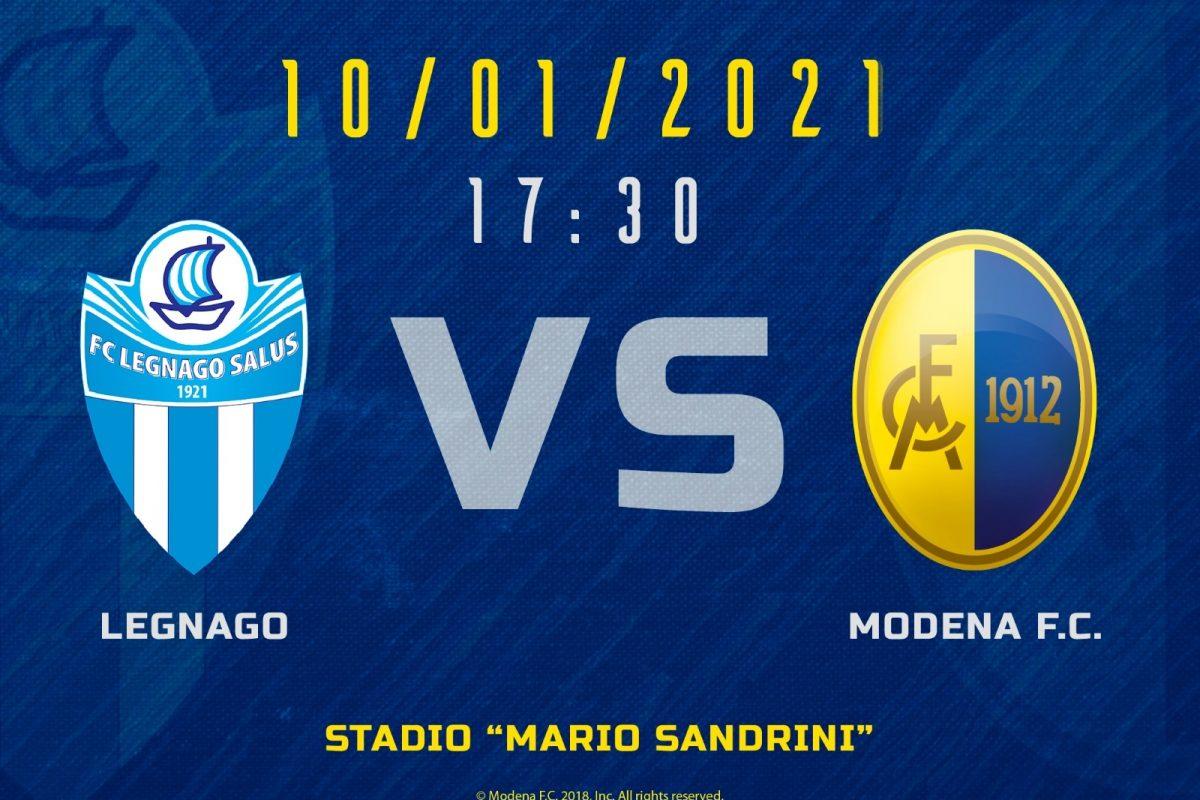 Live Legnago – Modena 0-1 (Full time)
