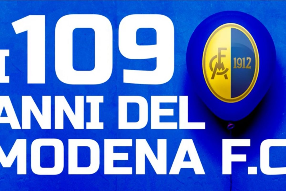 Buon compleanno Modena!