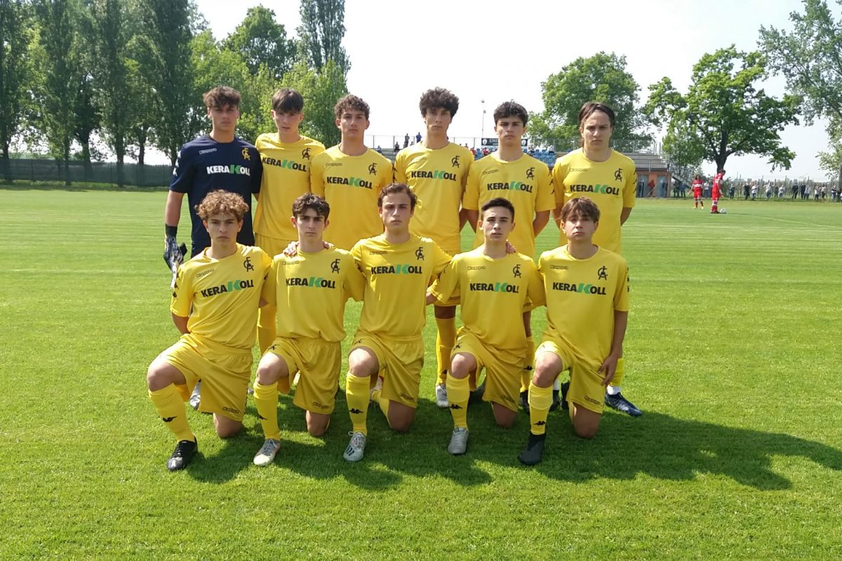 Under 17: Renate – Modena 3-3