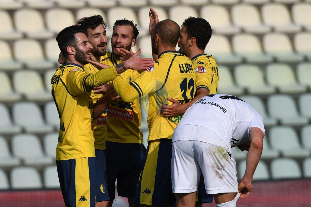 Gli highlights di Modena – Padova