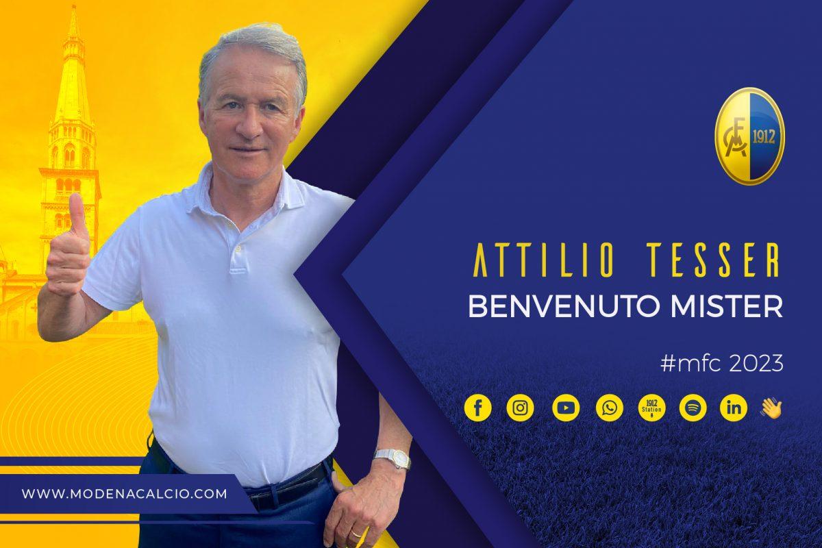 Attilio Tesser è gialloblù