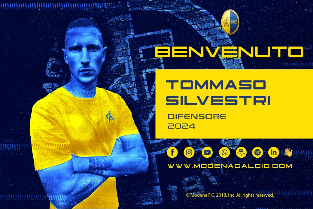 Arriva Tommaso Silvestri
