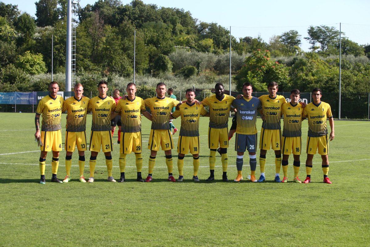 Live Hellas Verona – Modena 3-2 (fine gara)