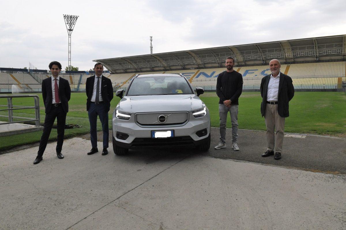 Volvo vettore ufficiale