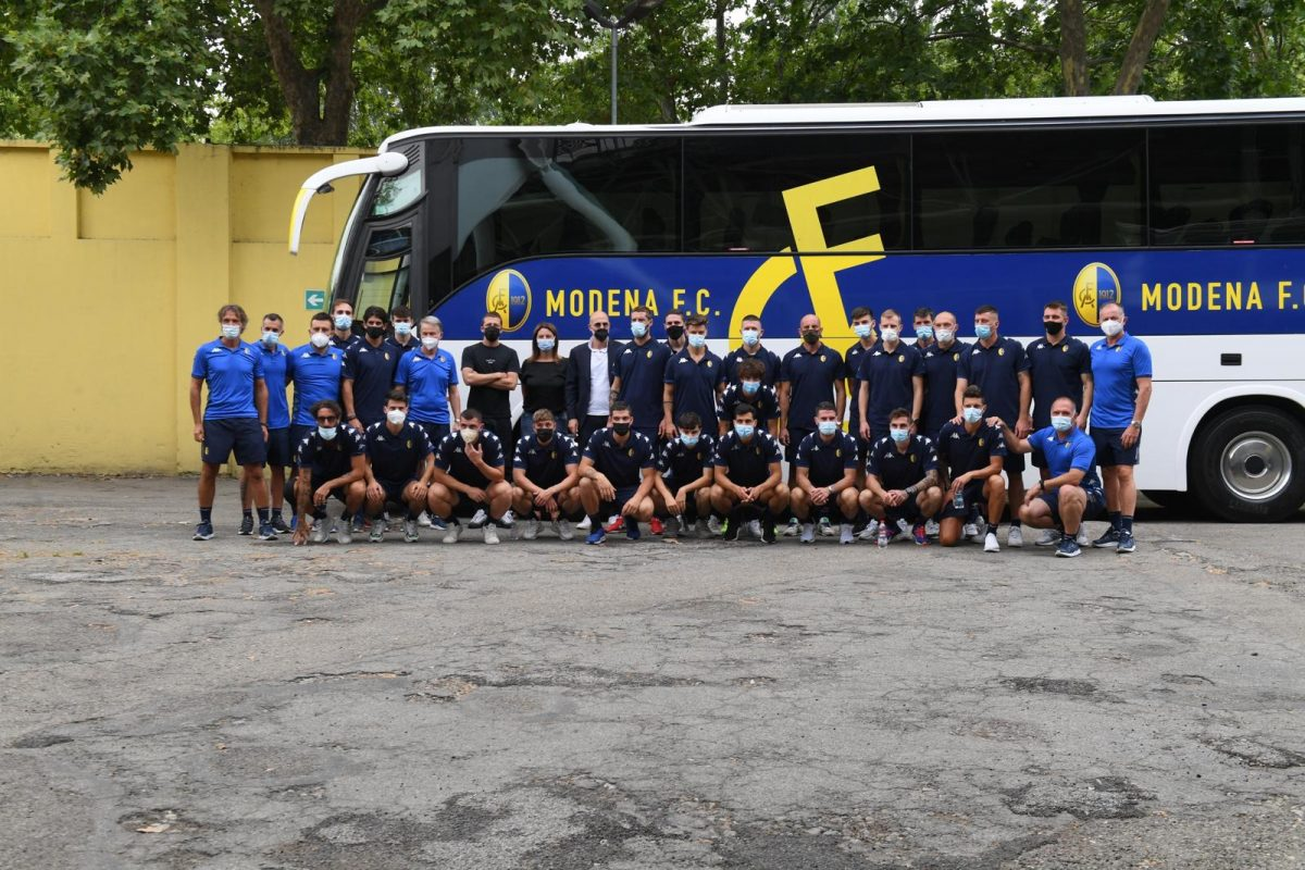 Live Modena – Cimone Calcio 14-0 (fine gara)