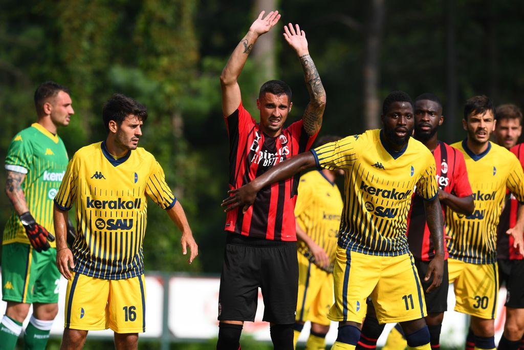 Live Milan – Modena 5-0 (full time)