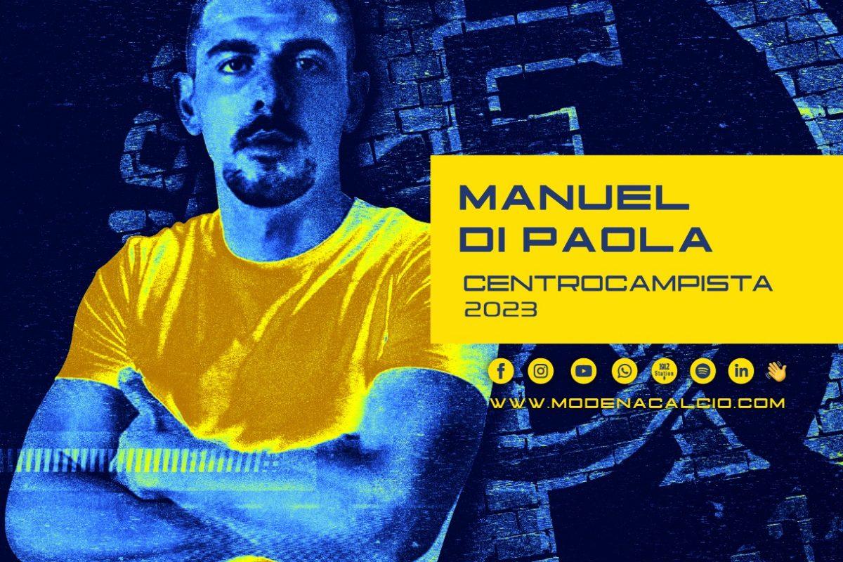Manuel Di Paola è gialloblù