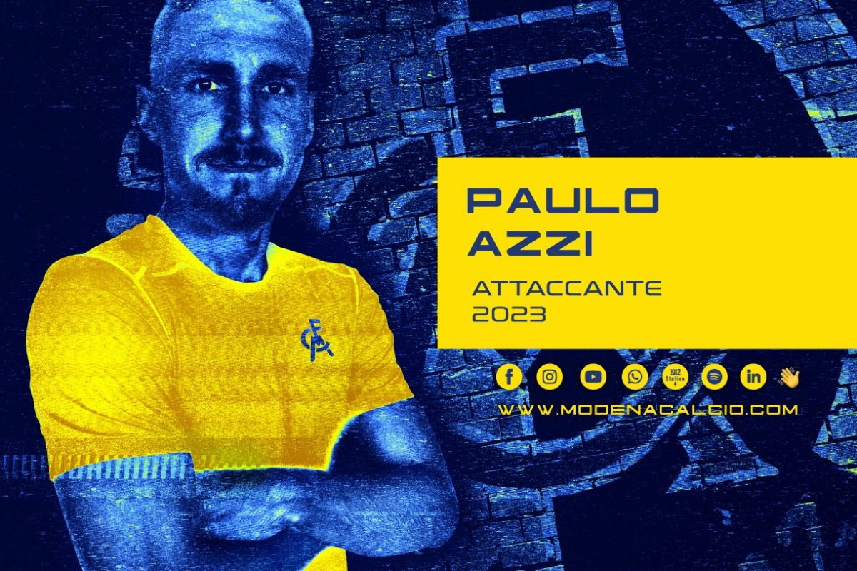 Arriva Paulo Azzi