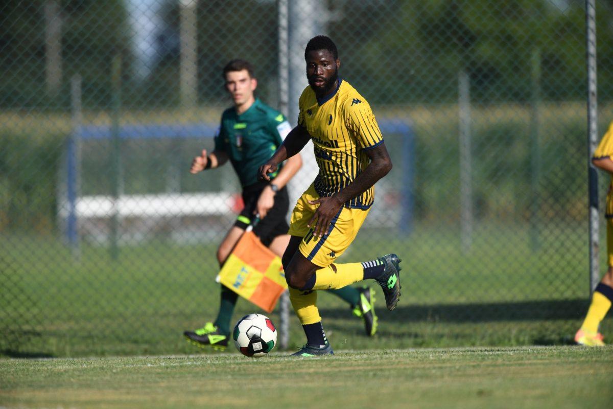 Live Modena – Campagnola 3-0 (fine gara)