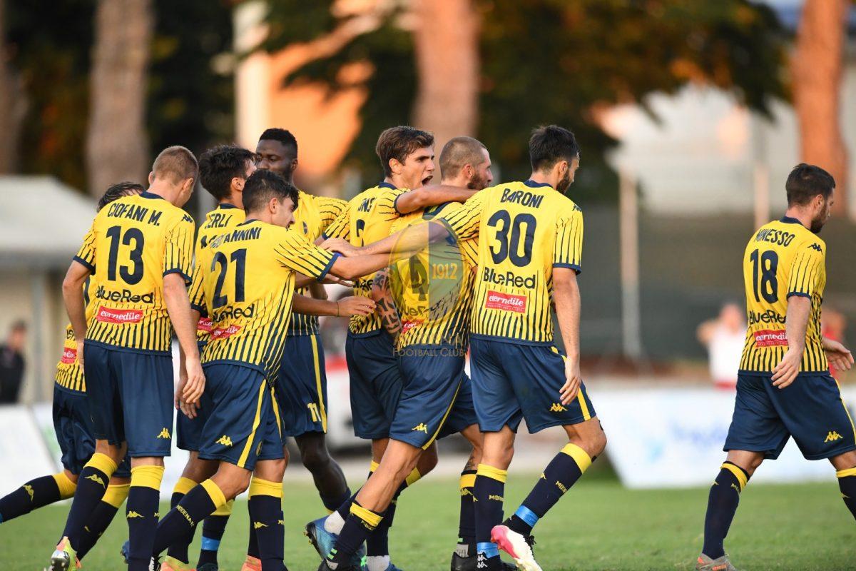 Live Grosseto-Modena 0-0 (fine gara)