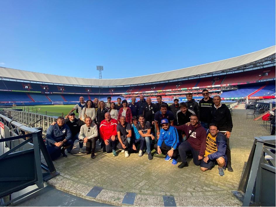 Tecnici delle affiliate Modena FC a lezione alla Feyenoord Academy