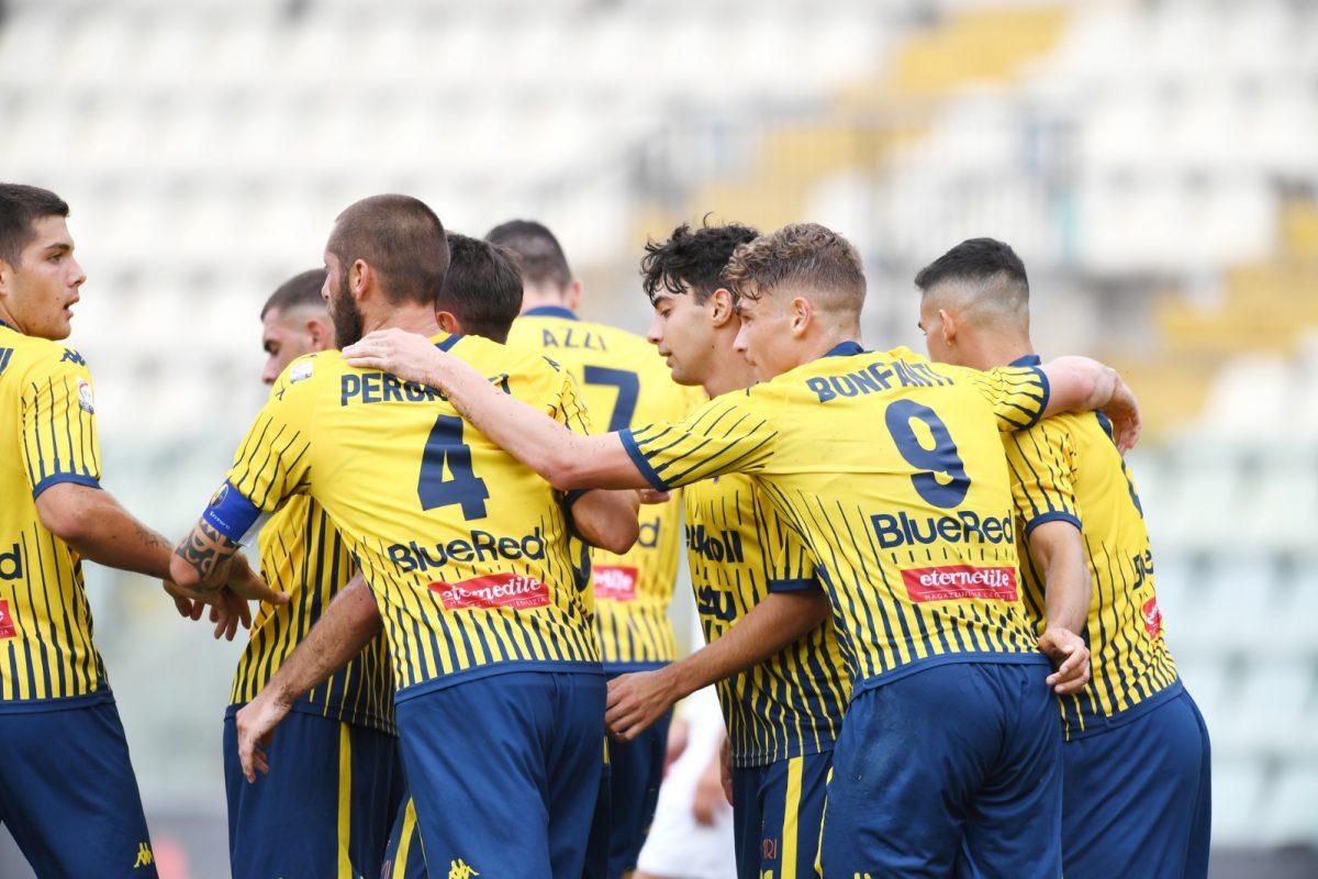 Coppa Italia: gli highlights di Modena-Imolese