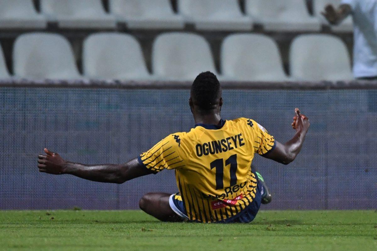 "Ogunseye: ""Spero di segnare tanto"""
