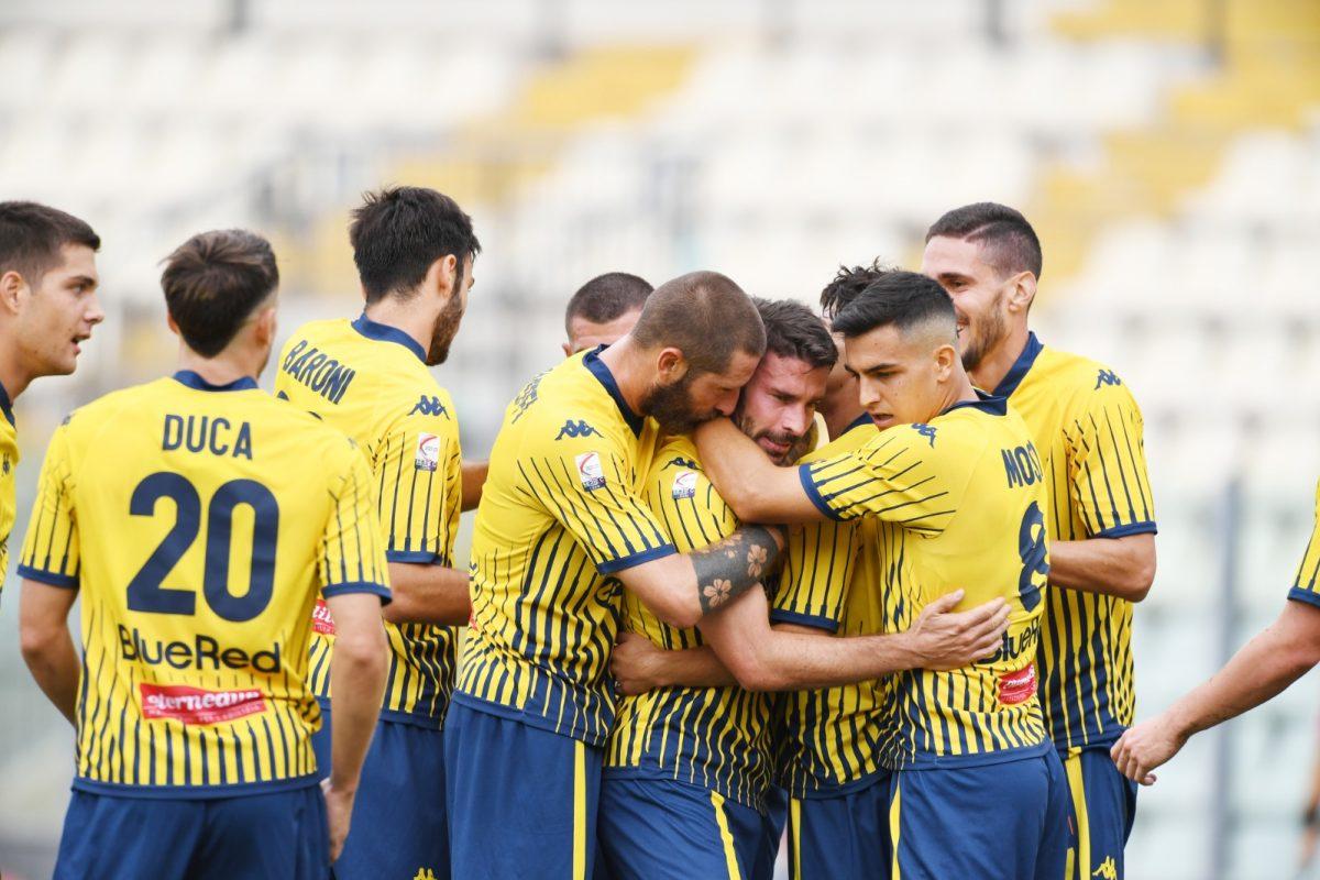 Coppa Italia: i gialli passano il turno