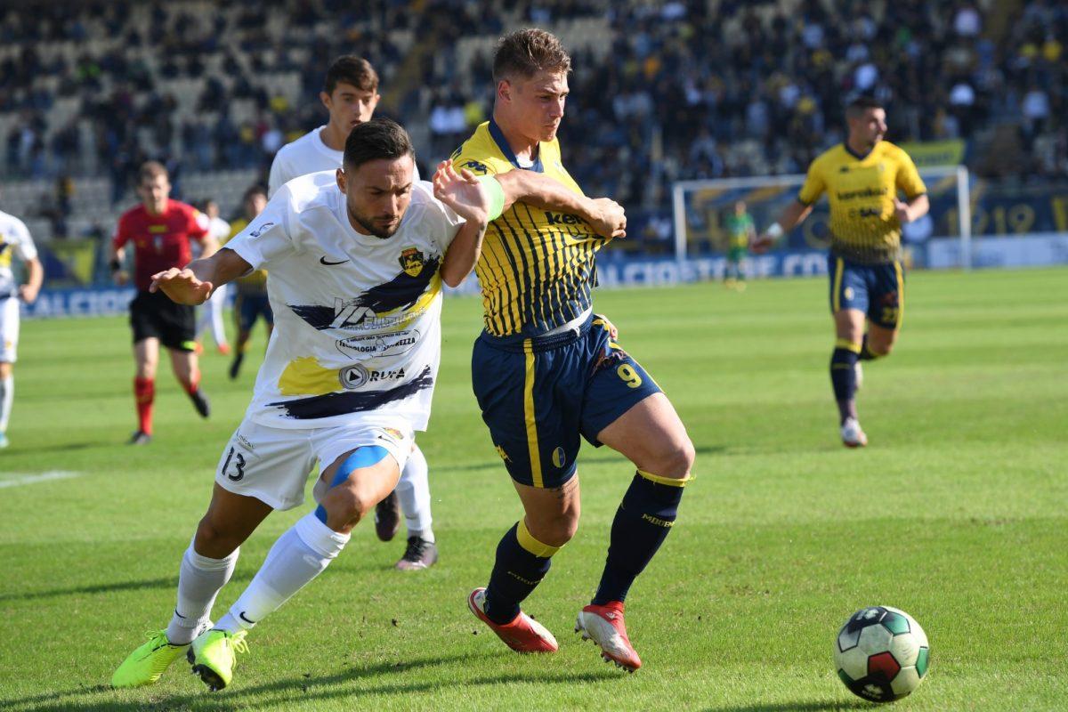 Gli highlights di Modena-Viterbese