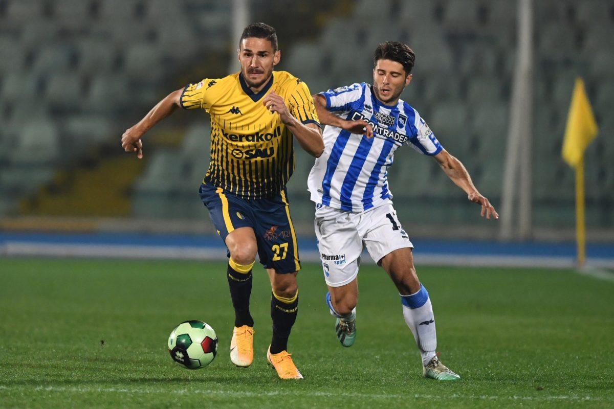 Modena corsaro a Pescara (1-2)