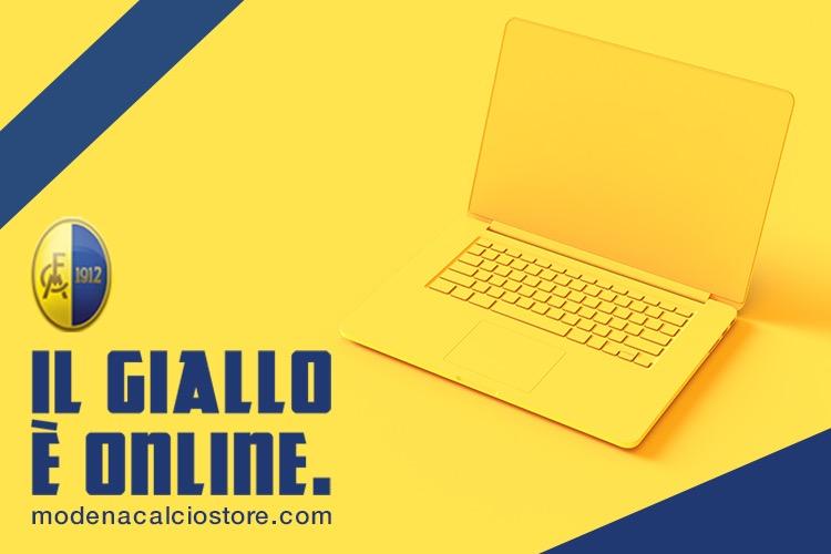 Il nuovo store online