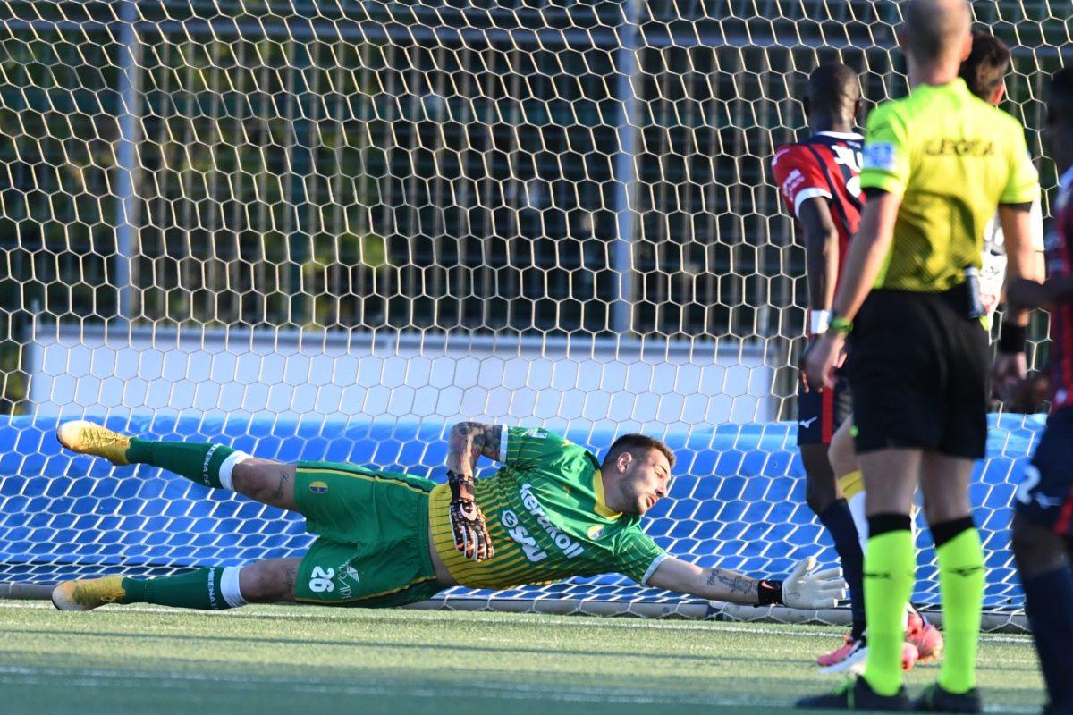 A Pontedera vince il  Montevarchi (2-1)