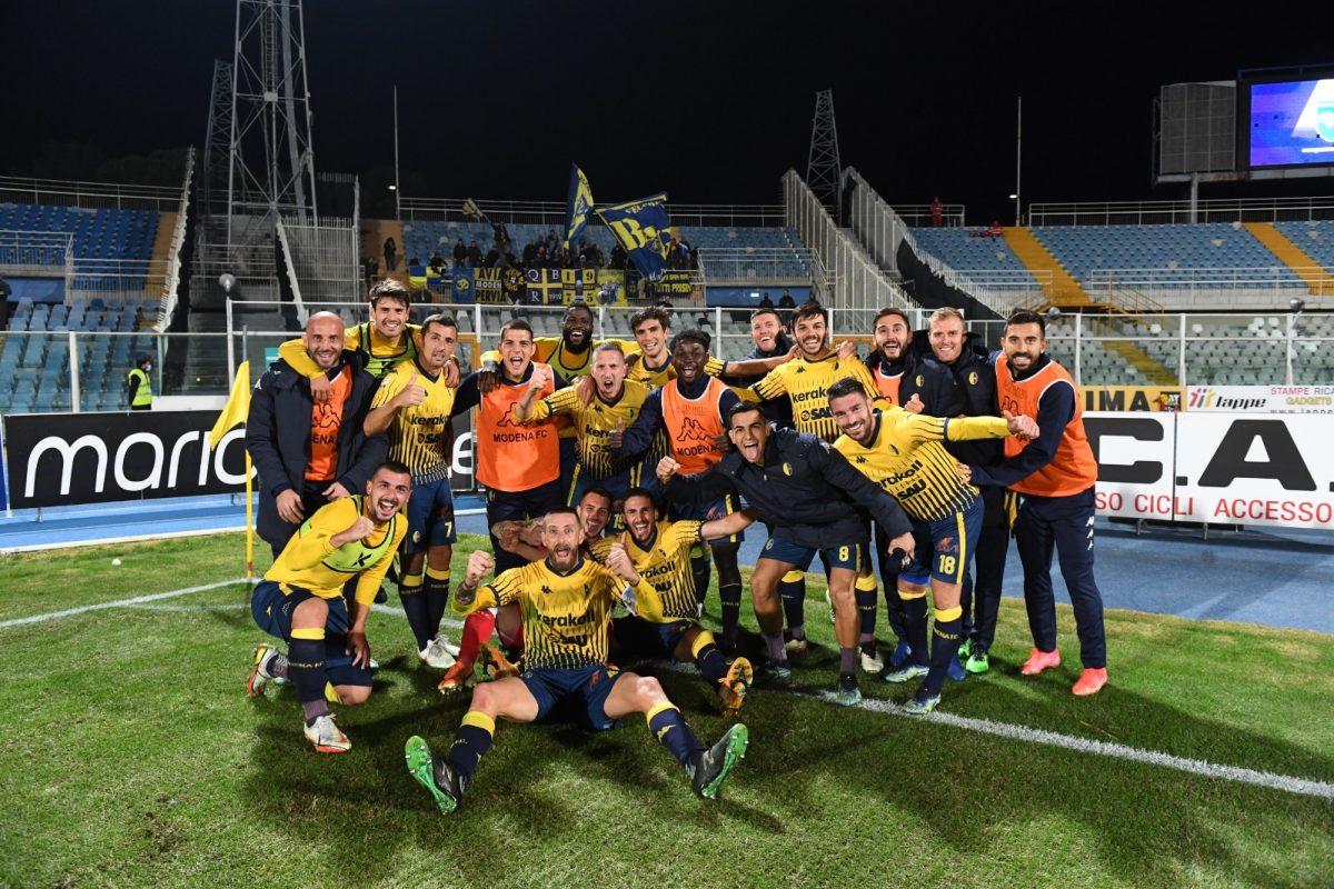 Gli highlights di Pescara-Modena 1-2